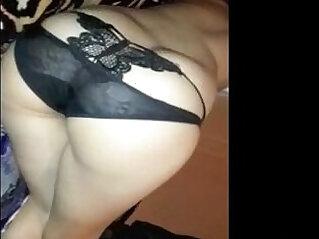 Hot Arab Wife Sleeping