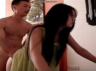 china couple homemade