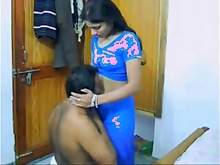 Desi Honeymoon Couple Sucking Fucking