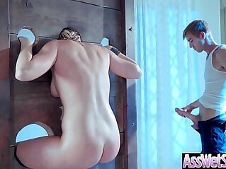 Big Wet Ass Girl Kate England Get Oiled And Hard doggy Style Analy Banged hardcore clip
