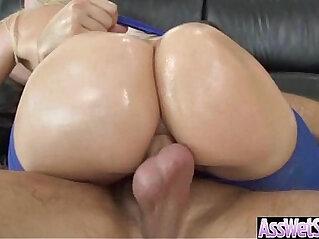 Huge Ass Girl Get Her Behind Deep Nailed movie