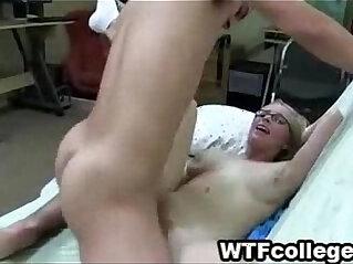 Dorm Whore Mackenzie Fucking