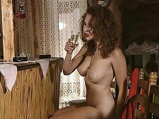 Anale Teeny Party 1994 full vintage movie with sexy busty Tiziana Redford aka Gina Colany
