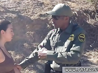 Fake cop hooker and good bad Latina Fucked By the Law