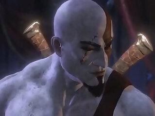 God of war series all sex scenes nude scenes hd hd