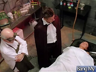 Hard Sex Tape With Dirty Doctor And Slut Patient audrey bitoni clip