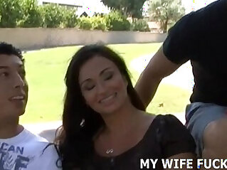 humiliation - Watch your wife bang a big cocked stranger