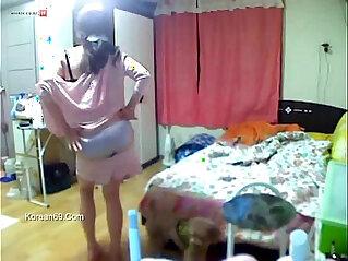 Korean Girl with Lovely Diva Naked Video