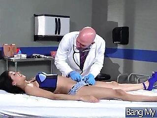 Hot Sex Scene Action Between horny Doctor And Patient clip 30