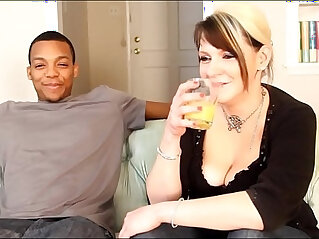 Abused white gets throat fucked by BBC gets her pussy gaped!FULL VID