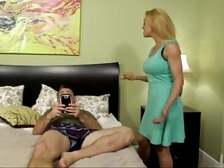 son Blackmail Mom Anal Taboop