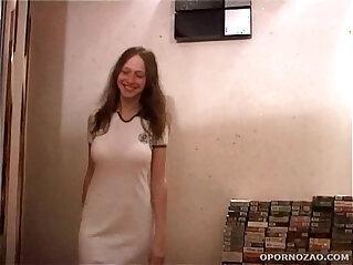 Chris and Her Boyfriend Homemade Porn Video