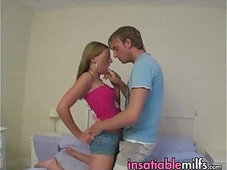 This Young But Hot Milf Drains My Balls In Her Mouth