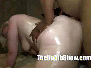 blonde teen loves her BBC pussy nutted on black big cock