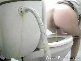 voyeur russian WC